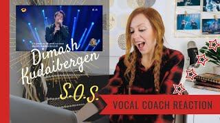 Video Reaction a Dimash Kudaibergen - S.o.s d'un Terrien en Détresse - Wow!!!