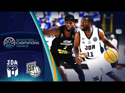 JDA Dijon v Nizhny Novgorod - Highlights - Round of 16 - Basketball Champions League 2019-20