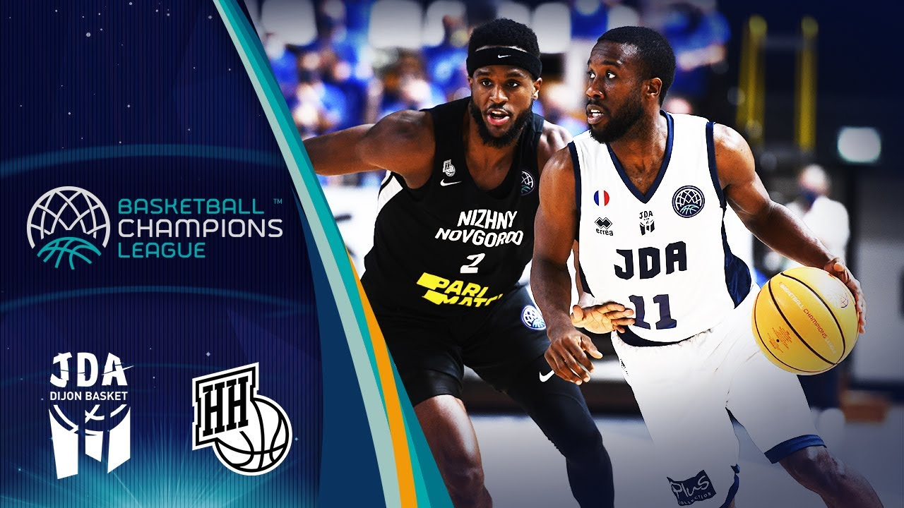 JDA Dijon v Nizhny Novgorod - Highlights - Round of 16 - Basketball Champions League 2019