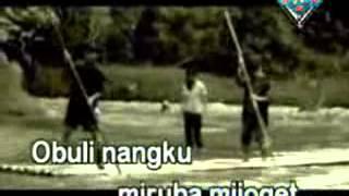Evaristus Gungkit Joget Sumandak Mandalipau