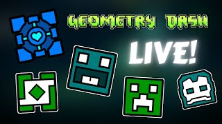Geometry Dash! (LIVE) Problematic