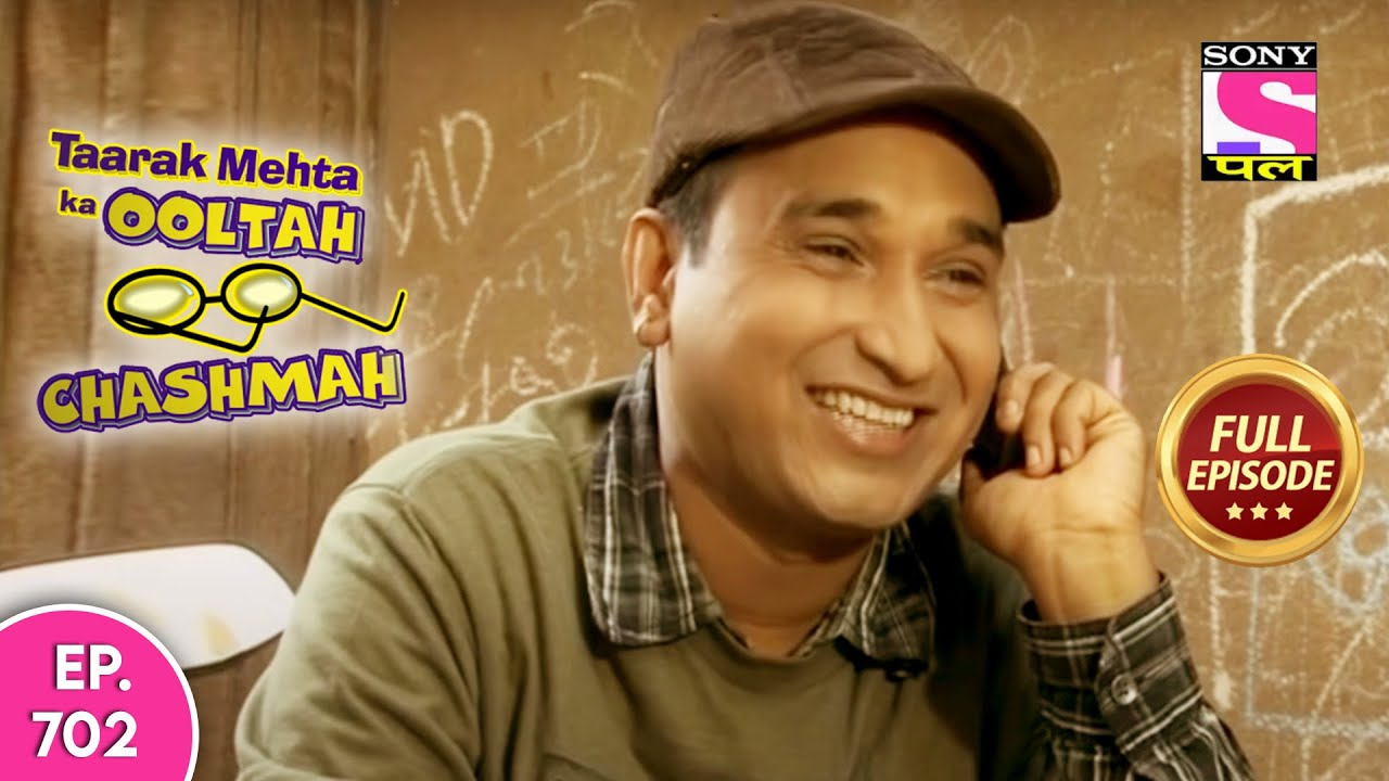 Taarak Mehta Ka Ooltah Chashmah | तारक मेहता का उल्टा चश्मा | Episode 702 | 25th September, 2020