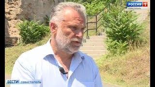 Интервью c Алексеем Чалым  к юбилею музея 35 береговой батареи