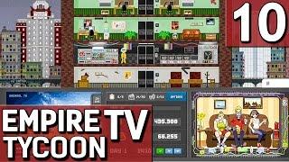 Empire TV Tycoon #10 Ich liebe díeses Spiel Der TV Sender Manager