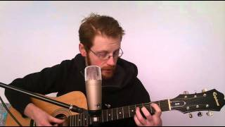 Cover of Leonard Cohen - Crazy to Love you