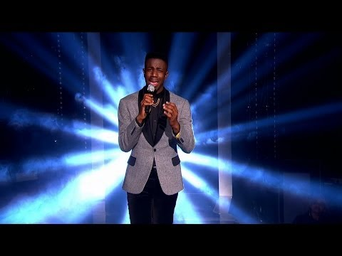 Jermain Jackman performs 'And I Am Telling You' - The Voice UK 2014: The Live Finals - BBC One
