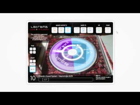 """26.NOV.2010 :: Latrama  """"Love & Projects"""" :: Fiesta de Presentación CD Realidad Aumentada"""