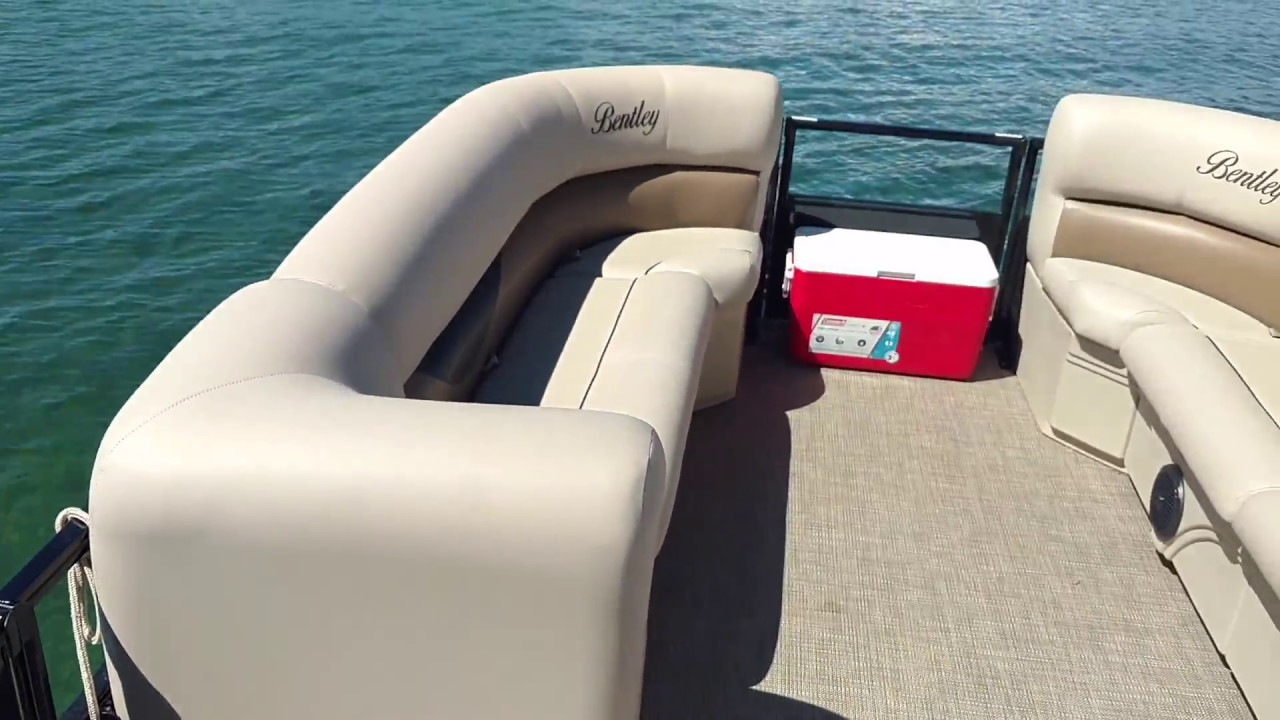youtube pontoons tritoon boats watch e by bentley