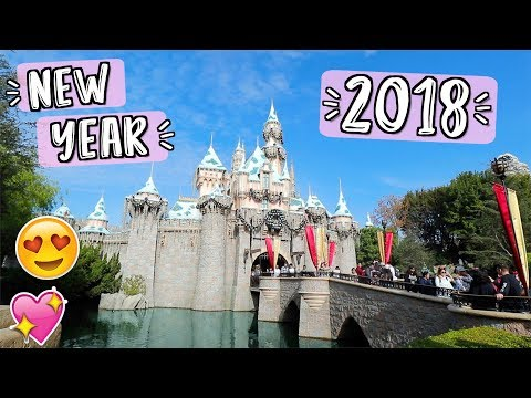 Download Youtube: New Year's Eve at Disneyland!! 2018
