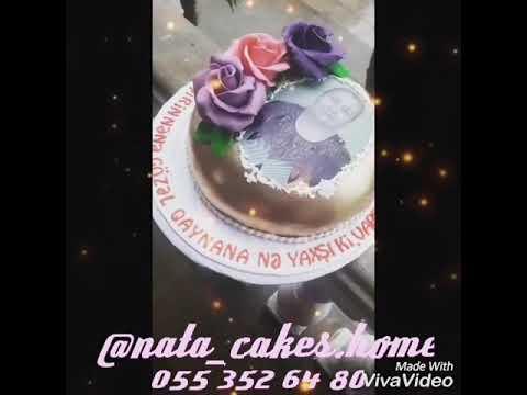 Gözəl və dadlı tort sifarişlə