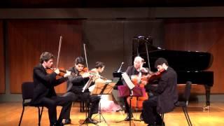 Schumann Piano Quintet in E-flat major, Op. 44, Ⅳ. Allegro ma non troppo