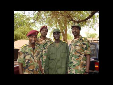SPLA Muor-Mour Battalion War Song by son of Twic Mayardit Magiir Acuoth.