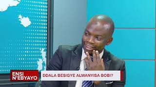 NBS ENSI NE BYAYO PART2 16TH DEC 2018:DDALA BESIGYE ALWANYISA BOBI? thumbnail