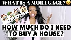 MORTGAGE EXPLAINED | HOW MUCH DO I NEED TO BUY A HOUSE?  (BEGINNERS GUIDE) | MY PROPERTY SERIES