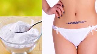 Place baking soda in your vagina and watch what happens