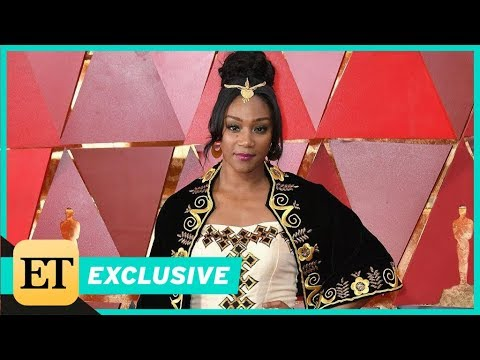Tiffany Haddish Reacts to Beyonce Calling Her Out in 'Top Off' and It's Priceless (Exclusive)