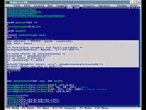 turbo c C - get more detailed c online tutorial knowledge about turbo c for free by the best free c online tutorial website.