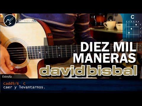 diez mil maneras single de david bisbal Dreieich