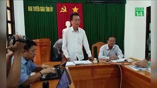 VTC14 | Bình Thuận thông tin về vụ gây rối, đập phá trụ sở UBND Tỉnh
