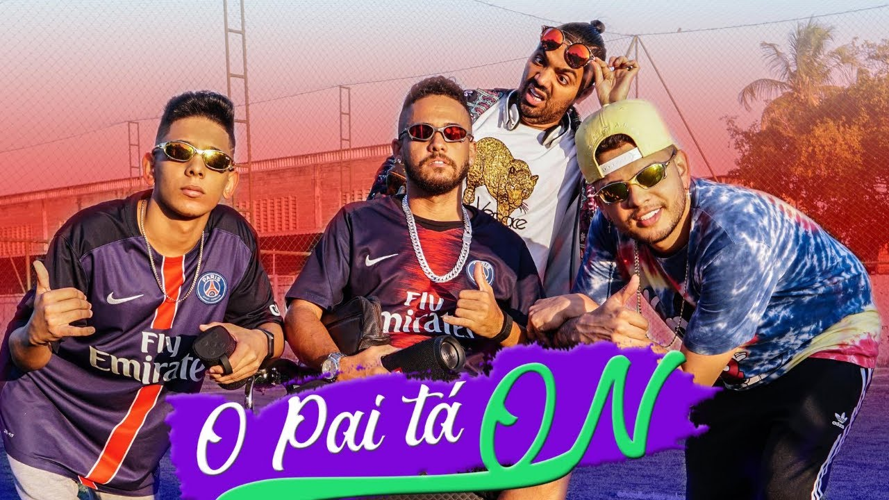 MC WM, DD na Voz part. Tirullipa - O Pai Tá ON (Clipe Oficial)