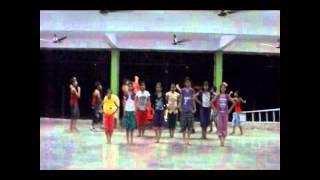 pravin dance academy new panvel (charha de rang)