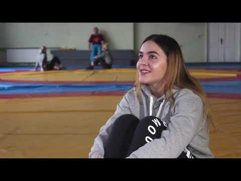 Спортивный Херсон с Еленой Кремзер