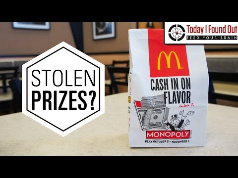 The McDonald's Monopoly Scam: Operation Final Answer