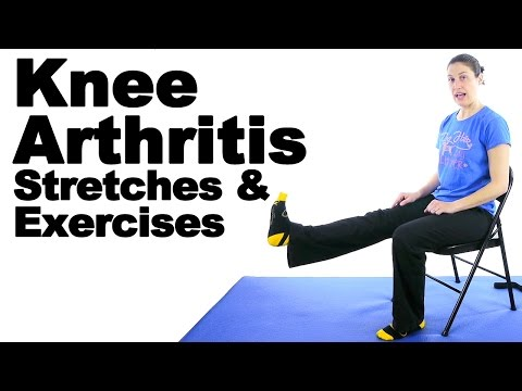 Knee Arthritis Stretches & Exercises - Ask Doctor Jo