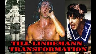 Till Lindemann Transformation 2018 - From 4 to 55