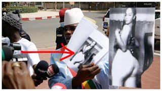 Le député Serigne Bara Dolli nous montre les images obscènes d'Adji Sarr