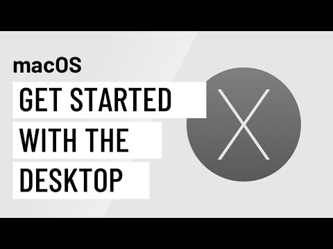 MacOS Basics: Getting Started With The Desktop