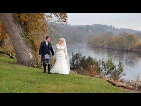 Sarah & Sean's Wedding - Maryculter House Hotel (16/11/18)