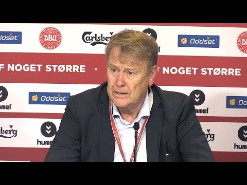 Denmark 0-0 Ireland - Åge Hareide Full Post Match Press Conference - World Cup Qualifier
