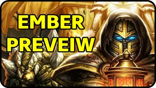 Ember Gameplay Walkthrough – First impressions Ember Review - PC Game Preview Commentary