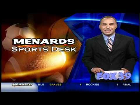 WQRF Weekday Sportscast