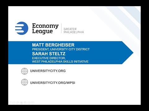 The Pivot: #5 Putting People First with Matt Bergheiser & Sarah Steltz, University City District