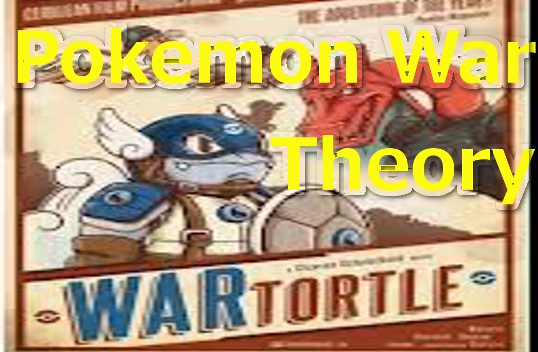 Cartoon Conspiracy Theory | The Great Pokemon War?! - YouTube