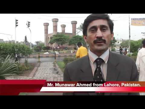 On Air on CNN International Lahore College for Women University Academic Success Video By Munawar