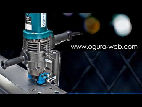 Ogura HPC-2213W Puncher Demonstration Movie