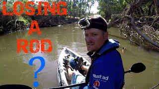 Losing A Rod? Murray Cod Fishing