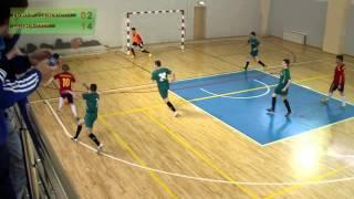 Волна-ФФК - Новые Горизонты  Первая Лига 1/2 Финала 2й матч
