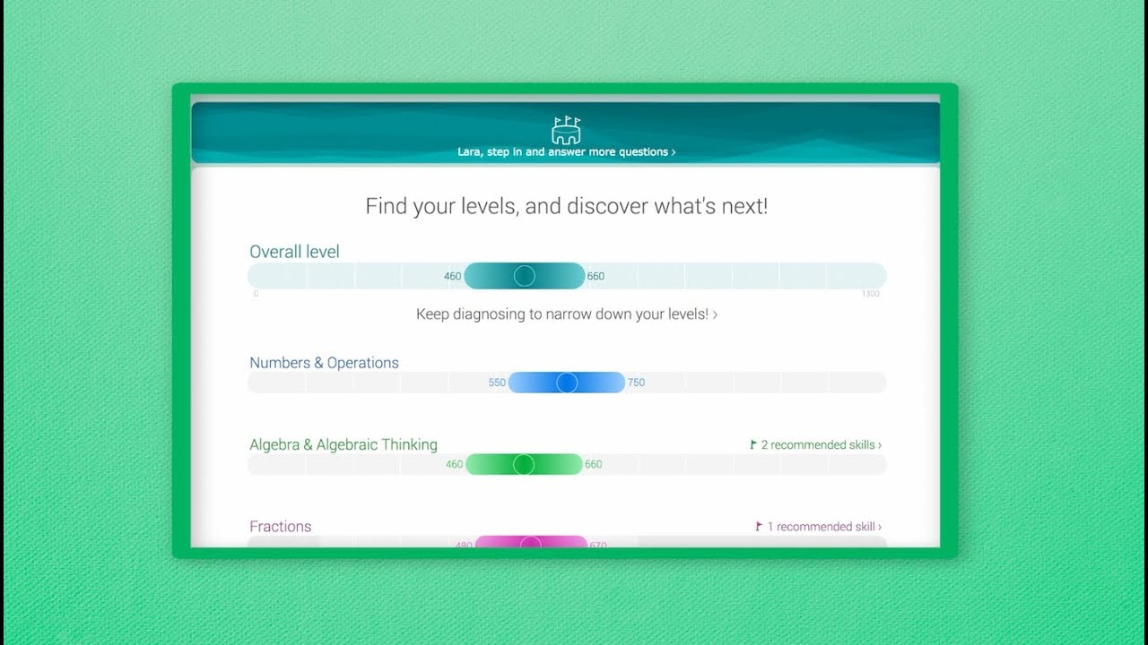 Discover the IXL Continuous Diagnostic! - YouTube