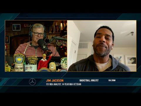 Jim Jackson on the Dan Patrick Show (Full Interview) 3/19/21