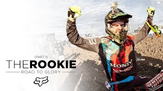 Tim Gajser | The Rookie: Road To Glory | Part 1