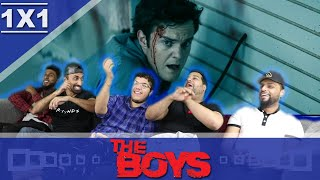 "The Boys | 1x1 | ""The Name Of The Game"" 