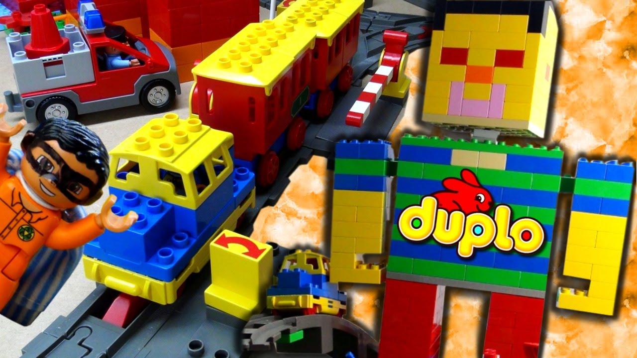 Lego Duplo castillo ritterburg zoo 8 x 8er tachas convención placa marrón oscuro