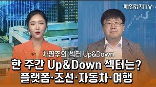 [섹터 up&down] 한 주간 Up&D…
