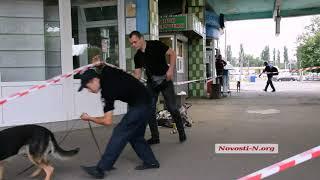 Видео Новости-N: В Николаеве на автовокзале найден труп новорожденного ребенка в пакете