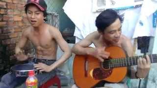 Như khúc tình ca gõ bo guitar -  trung bo