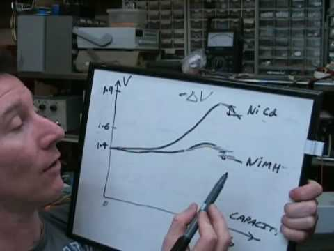 EEVblog #35 2of2 - NiMH and NiCd Battery Charging Tutorial - YouTube